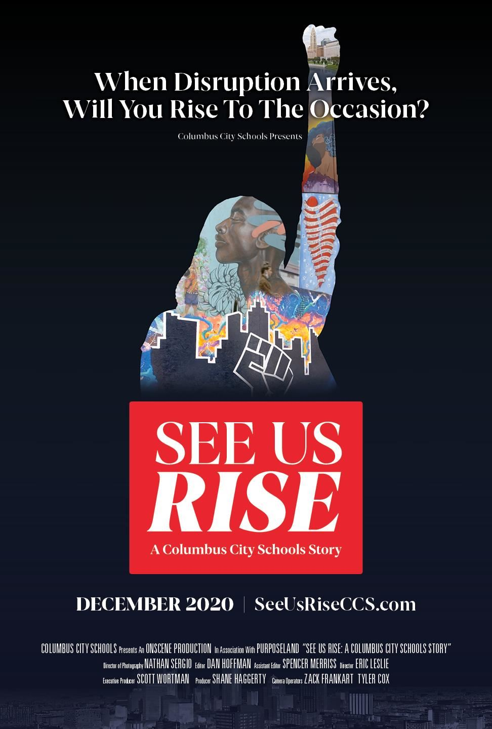 See Us Rise Poster