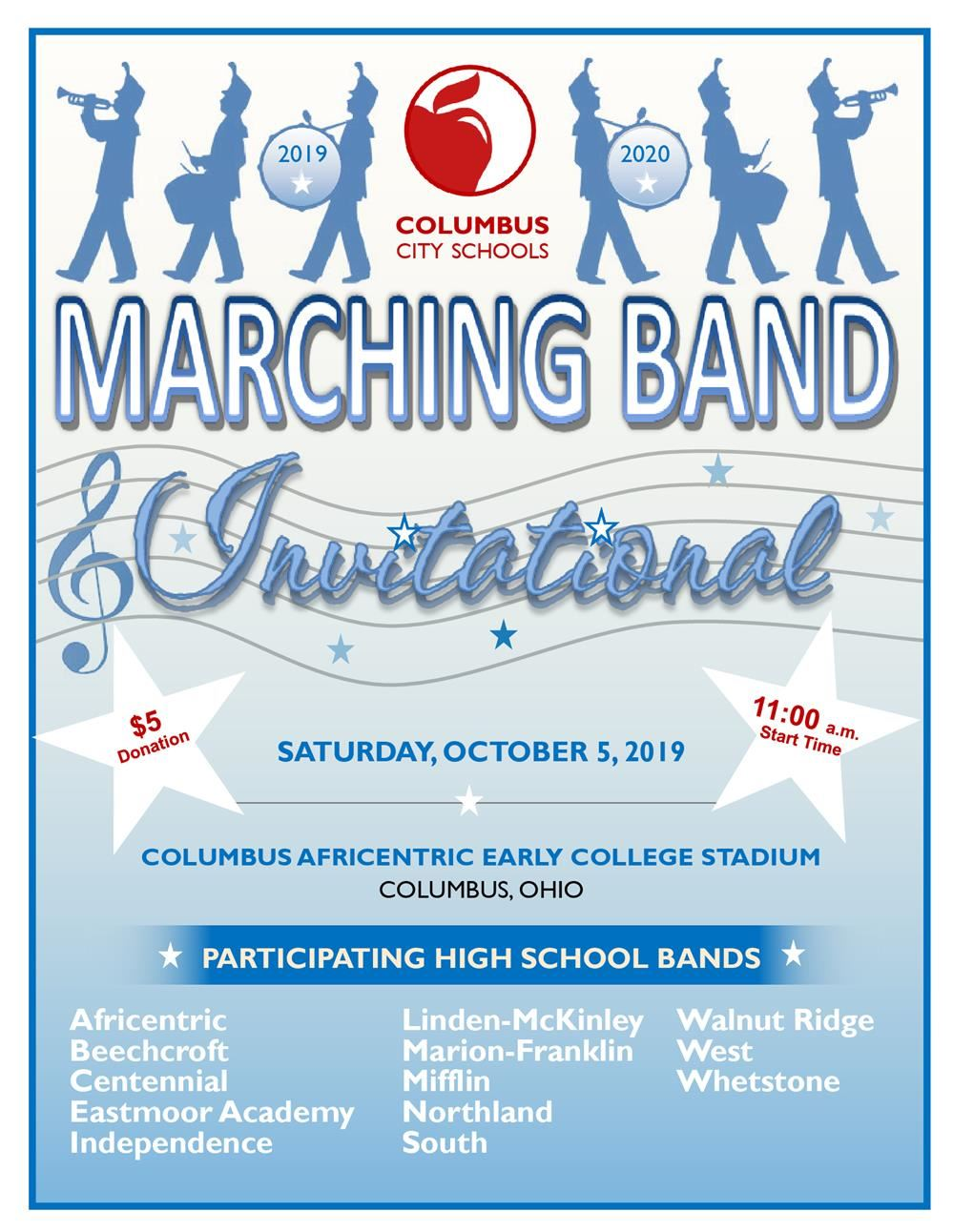 Marching Band Invitational