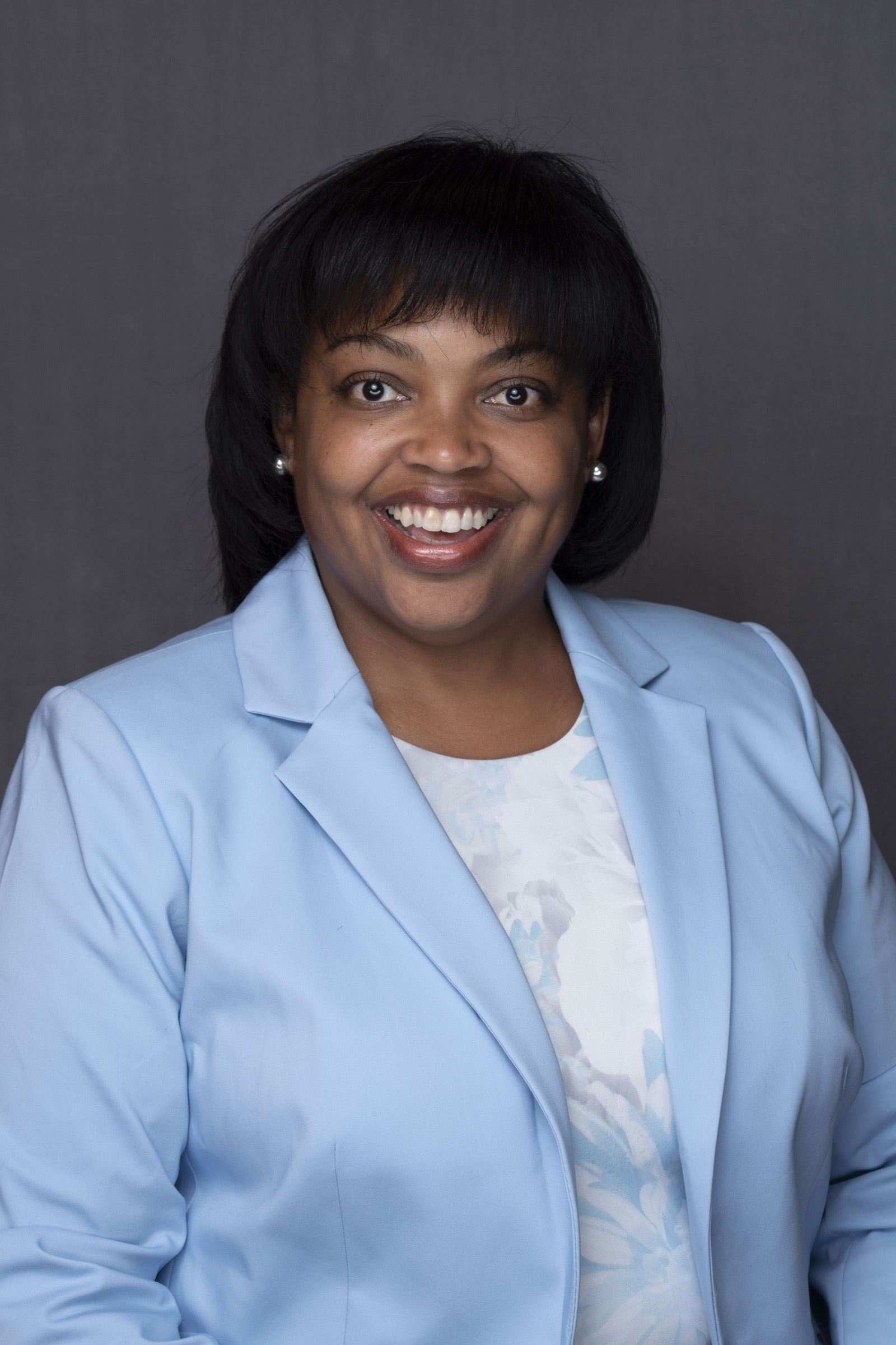 Christina Ifill, West Broad ES Principal